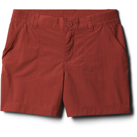 Columbia Silver Ridge IV Pantaloncini Ragazza, dusty crimson